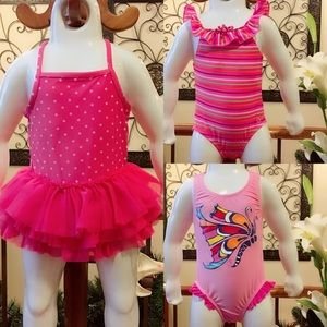 Other - 🔥clearance🔥 🌺Bundle of 3 swimsuits 🌺